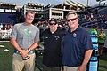 Tailgate Bayhawks Game Navy Marine Corps Memorial Stadium (28153698147).jpg