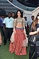 Tamannaah at the red carpet of Lakme Fashion Week 2018.jpg