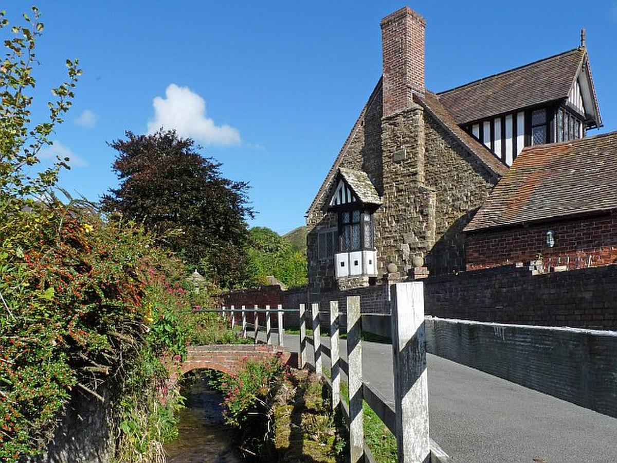 Tan House, Little Stretton (geograph 2081400).jpg