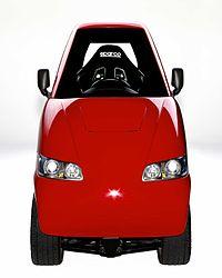 Electric Tango Car
