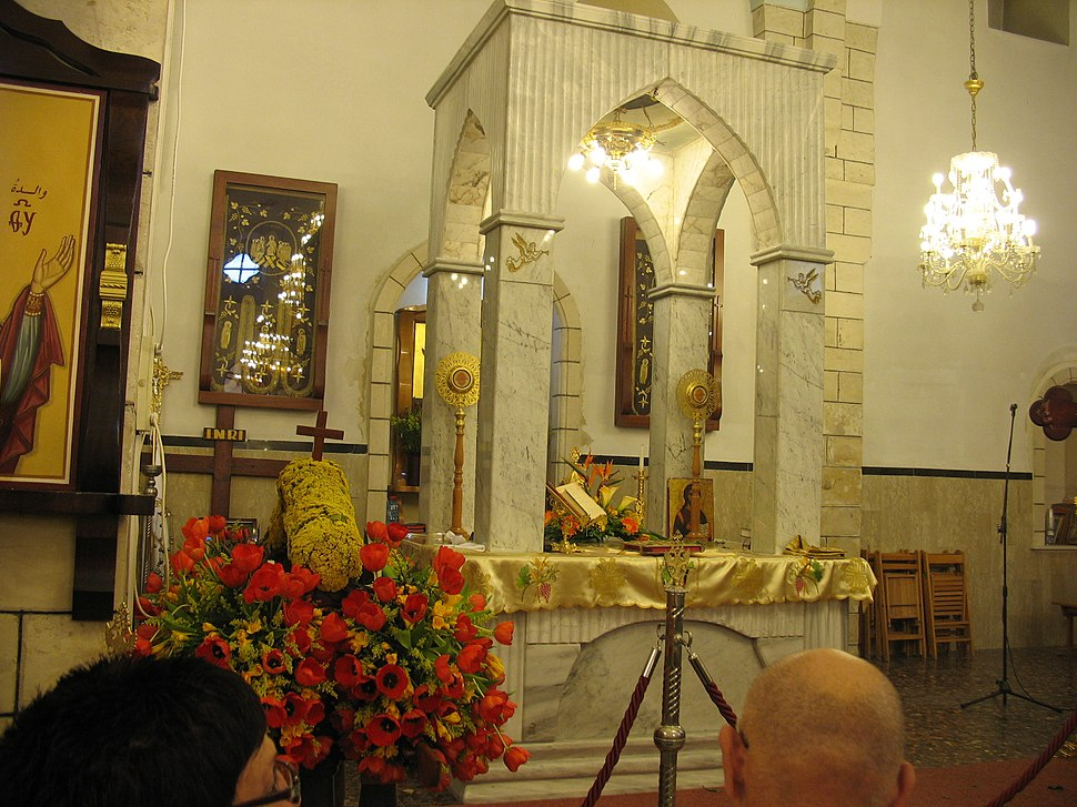 Tarshiha church