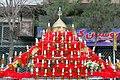 Tasu'a Mourning-Shia muslim in qom عزاداری روز تاسوعا در قم 02.jpg