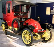 Taxi de la Marne, Musée de l'Armée-IMG 0987