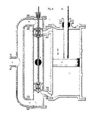 Philip Taylor (civil engineer) - Image: Taylor & Martineau piston arrangement