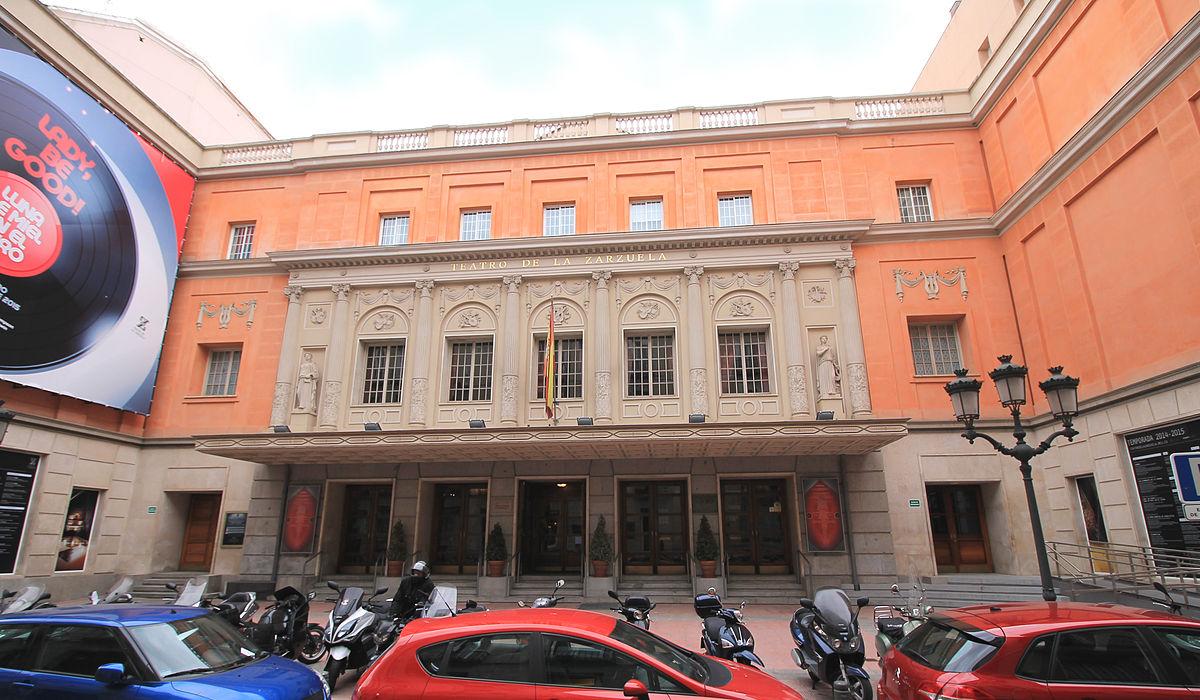 Teatro de la zarzuela wikipedia la enciclopedia libre for Direccion madrid espana
