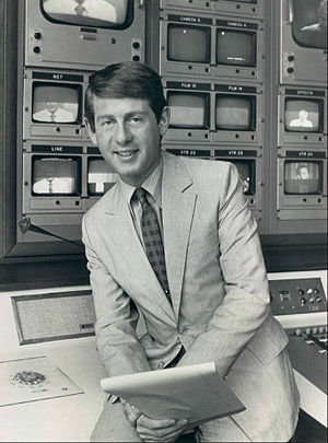 Ted Koppel - Koppel as the diplomatic correspondent for ABC News, 1976.