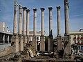 Templo romano de Córdoba (España).jpg