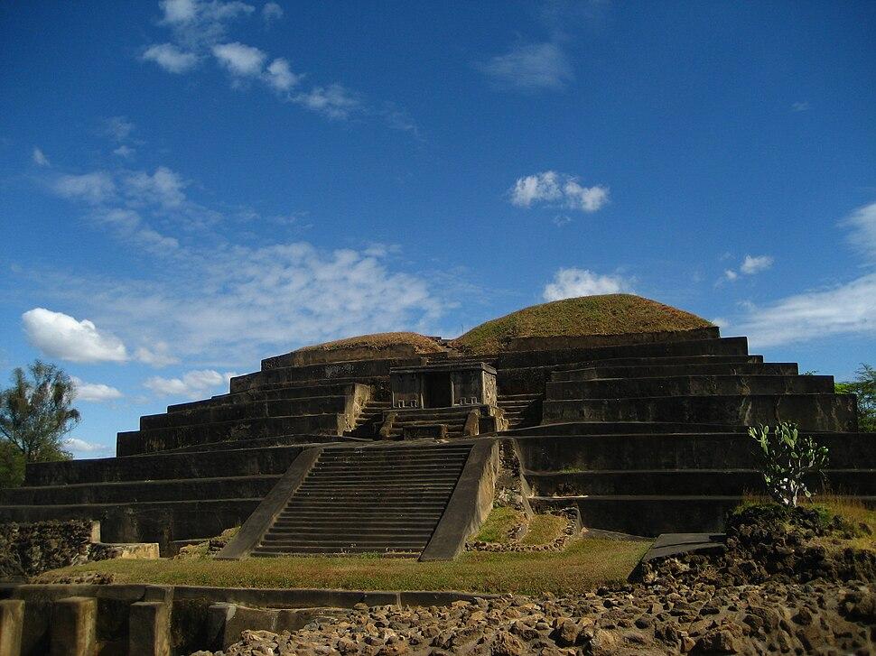 Templo tazumal