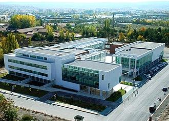 Tepebaşı, Eskişehir - Municipality building