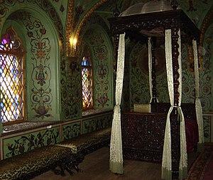 Terem Palace - Image: Teremnoy palace 10