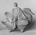Terracotta statuette of Hyakinthos on a swan.jpg
