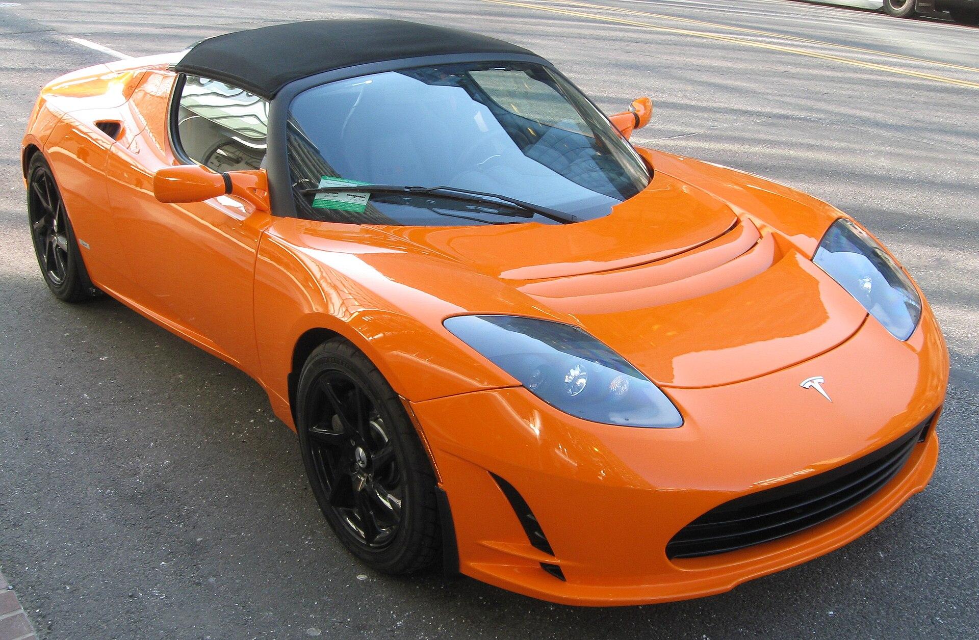 Tesla Roadster Wikipedia