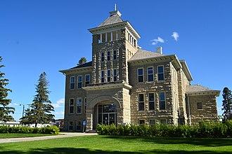 Teton County, Montana - Image: Teton County Courthouse