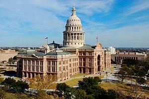 English: Texas State Capitol in Austin, Texas....