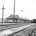 Texas and New Orleans, Southern Pacific Freight Station, Nacogdoches, Texas (21498573288).jpg