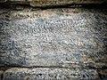 Text on a stone in Sanskrit.jpg