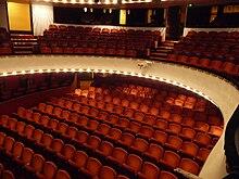 Th tre de la michodi re wikip dia - Plan salle theatre porte saint martin ...