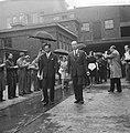 Thailands vorstenpaar bezoekt Coop Centr Melkfabriek St Bernardus, Bestanddeelnr 911-7107.jpg