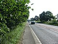 The A64 near Flaxton heading to York - geograph.org.uk - 201665.jpg