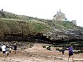 The Bathing House at Howick Haven - geograph.org.uk - 75931.jpg