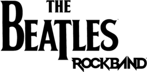 The Beatles Rockband Logo.png