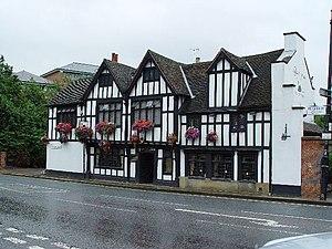 Margaret Clitherow - The Black Swan, Peasholme Green, York