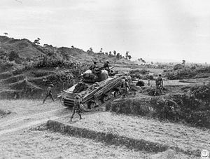 Battle of Hill 170 - Image: The British Army in Burma 1944 SE1231