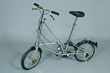 Vélo pliant - Wikipédia