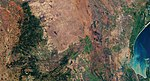 The Crocodile River traverses South Africa ESA418736.jpg