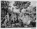 The Festival of Psyche, with Bacchus from a set of Mythological Subjects after Giulio Romano MET 173274.jpg