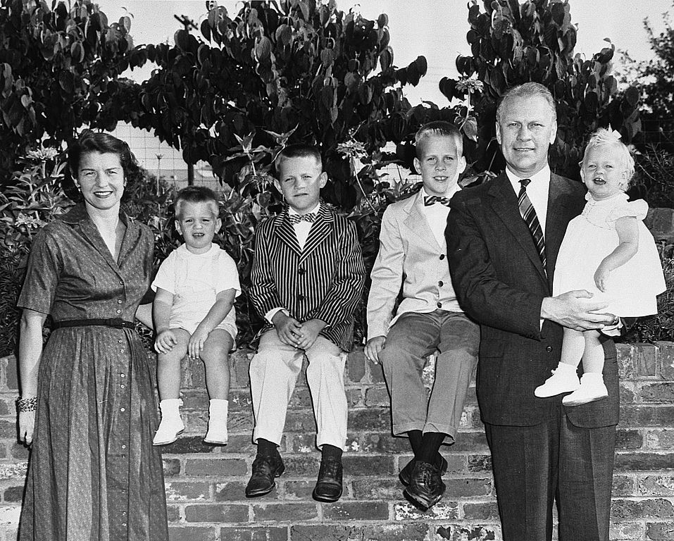 File The Ford Family Jpg Wikimedia Commons