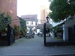 The Fountain Inn, Gloucester