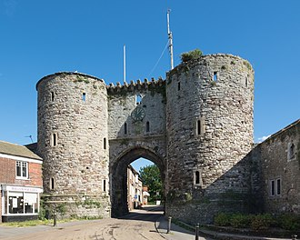 Rye, East Sussex - The Landgate