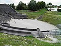The Roman Amphitheatre, Roman Grand (Andesina), France (7693830668).jpg