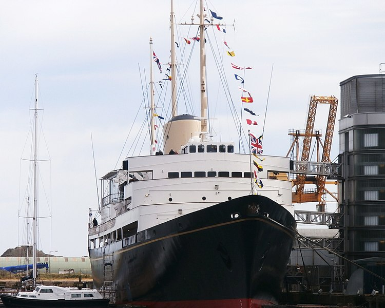 File:The Royal Yacht Britannia.JPG