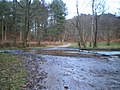 The Sher Brook ford in early December - geograph.org.uk - 1608245.jpg