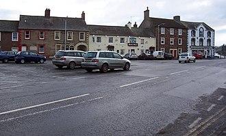 Dalston, Cumbria - Image: The Square at Dalston. geograph.org.uk 95529