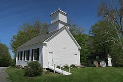 The Stratton Meetinghouse