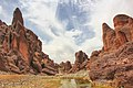 The Tislit Gorges in Assias, Taliouine, southern Morocco.jpg