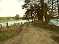 The approach to a lake at Shotford Heath - geograph.org.uk - 351520.jpg