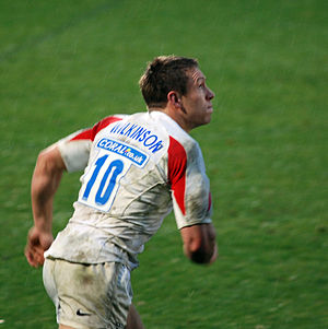 Jonny Wilkinson - Wilkinson playing for Newcastle