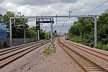 The lines towards Roby, Huyton railway station (geograph 4511999).jpg