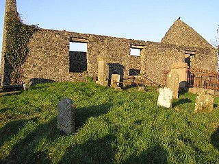 Derrykeighan Human settlement in Northern Ireland
