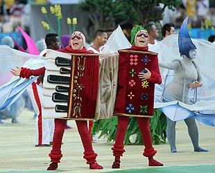 The opening ceremony of the FIFA World Cup 2014 39.jpg