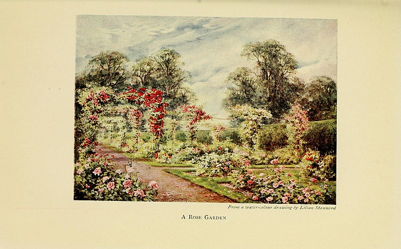 File:The perfect garden, how to keep it beautiful and fruitful, with practical hints on eonomical management and the culture of all the principal flowers, fruits, and vegetables; (1908) (14763059462).jpg