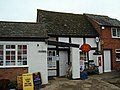 The post office at Ashleworth, Gloucestershire. (2984733544).jpg