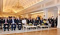 The presidents of Azerbaijan and Turkey have been awarded at Cankaya Palace 2.jpg