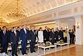 The presidents of Azerbaijan and Turkey have been awarded at Cankaya Palace 3.jpg