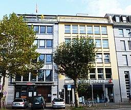 Theaterstraße in Aachen