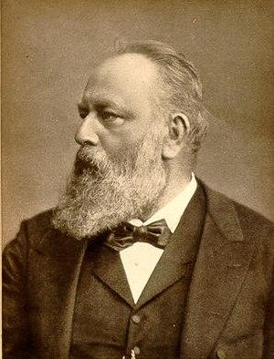 Bergen auf Rügen - Theodor Billroth 1887